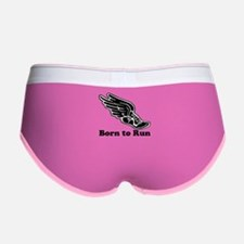 Born to Run Women's Boy Brief