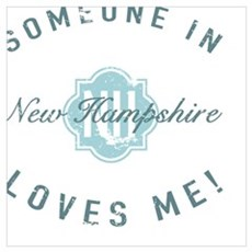 Someone In New Hampshire Poster