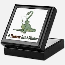 Thesaurus Dinosaur Keepsake Box