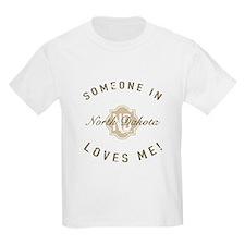 Someone In North Dakota T-Shirt