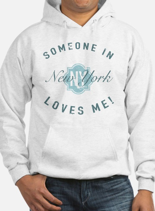 Someone In New York Hoodie