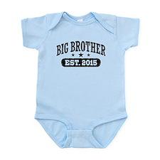 Unique Big brother est 2013 Infant Bodysuit