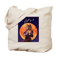 Canine Concerto #2 Tote Bag