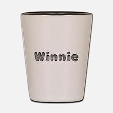 Winnie Wolf Shot Glass