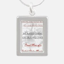 Marine Mom Necklaces
