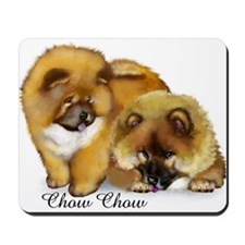 CHOW CHOW DOG Mousepad