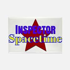Inspector Spacetime Magnets