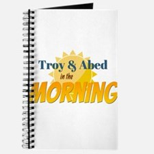 Troy and Abed in the morning Journal
