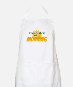 Troy and Abed in the morning Apron