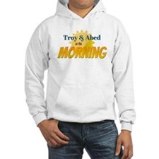 Troy and Abed in the morning Hoodie