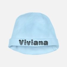 Viviana Wolf baby hat