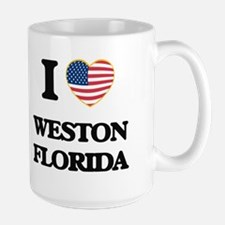 I love Weston Florida Mugs
