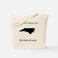 North Carolina - My State of Mind Tote Bag