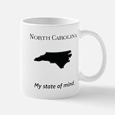 North Carolina - My State of Mind Mug