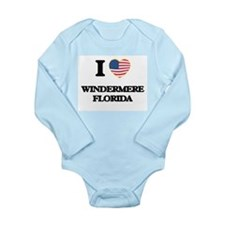 I love Windermere Florida Body Suit