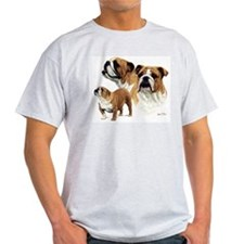 Cute Bulldog T-Shirt
