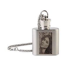 Kat Von D Flask Necklace