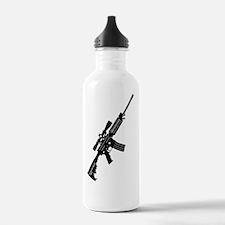 Cute Ar15 Water Bottle