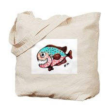 toothy2 Tote Bag