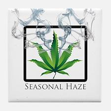 Seasonal Haze 2 Tile Coaster