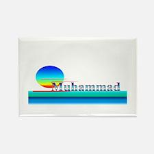 Muhammad Rectangle Magnet