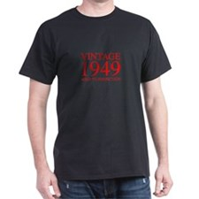 VINTAGE 1949 aged to perfection-red 300 T-Shirt