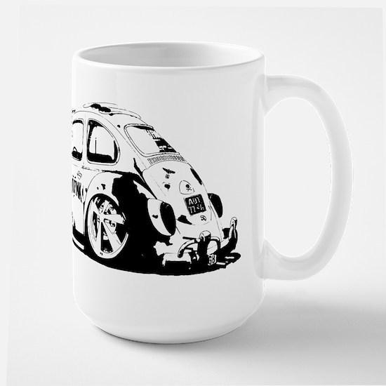 VW 'Rothfink' Beetle Mugs