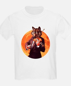 Canine Concerto #4 T-Shirt