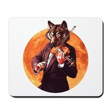 Canine Concerto #4 Mousepad