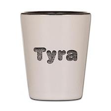 Tyra Wolf Shot Glass