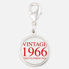 VINTAGE 1966 aged to perfection-red 300 Charms