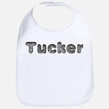 Tucker Wolf Bib