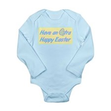 Have an Eggs-Tra Happy Easter Body Suit