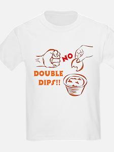 No double dips - Kids Tee