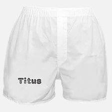 Titus Wolf Boxer Shorts