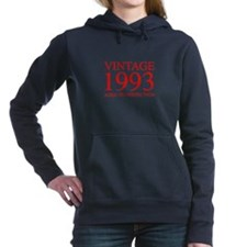 VINTAGE 1993 aged to perfection-red 300 Women's Ho