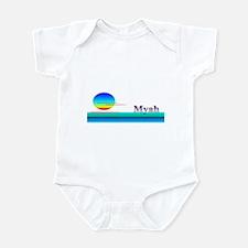 Myah Infant Bodysuit