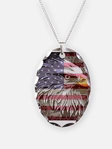 Cute Patriotic Necklace