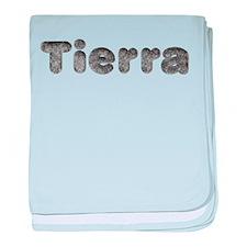 Tierra Wolf baby blanket
