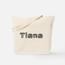 Tiana Wolf Tote Bag