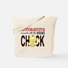 Retinoblastoma MessedWithWrongChick1 Tote Bag