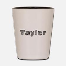 Tayler Wolf Shot Glass