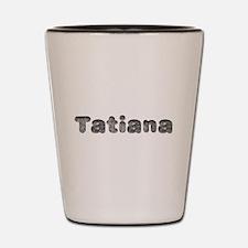 Tatiana Wolf Shot Glass