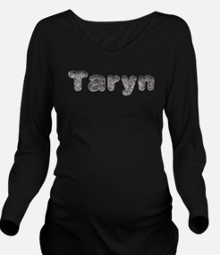 Taryn Wolf Long Sleeve Maternity T-Shirt