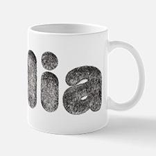 Talia Wolf Mugs