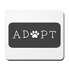 Adopt! Mousepad