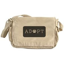 Adopt! Messenger Bag
