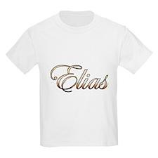 Gold Elias T-Shirt