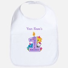 CUSTOM 1 year old Bib