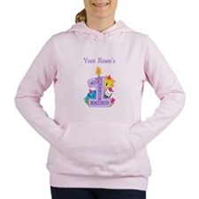 CUSTOM 1 year old Women's Hooded Sweatshirt